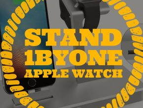 stand apple watch 1byone ibibliotech
