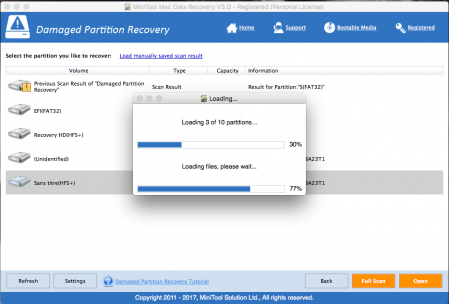 MiniTool_Mac_Data_Recovery_scan-lecteur