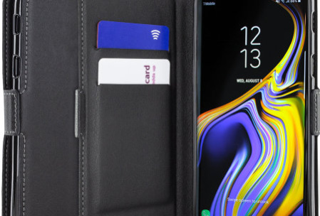 Housse portefeuille Olixar Galaxy Note 9