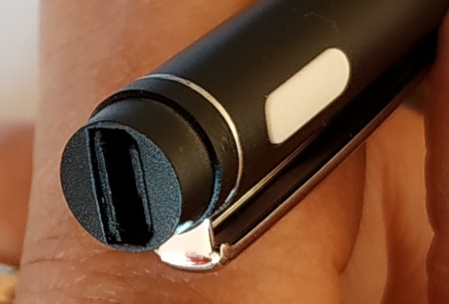 Port micro-USB du stylet Techole