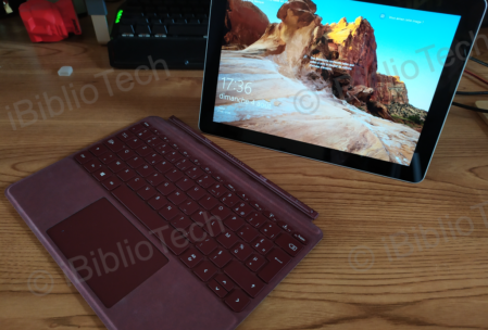 La Surface Go