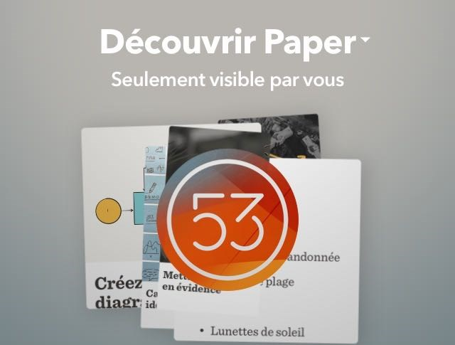 Paper by FiftyThree iPhone
